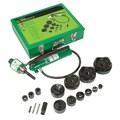 Greenlee® Slug-Buster® 332-7310SB Hydraulic Driver Kit With Hydraulic Ram and Pump
