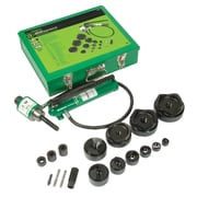 Greenlee® Slug-Buster® 332-7310SB Hydraulic Driver Kit With Hydraulic Ram and Pump