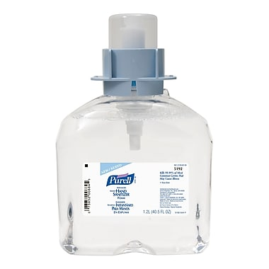GOJO® FMX-12™ Purell® 1200 mL Advanced Instant Foam Hand Sanitizer, 3/Pack