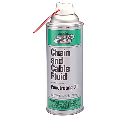Lubriplate® Chain & Cable Fluid, 7 lbs. Jug