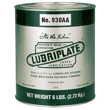 Lubriplate® 930 Series Multi-Purpose Grease, 6 lbs. Can