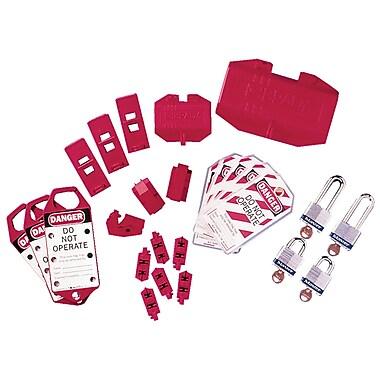 Brady® Electrical Lockout Starter Kit