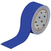 "Brady® 2"" x 33 yds. x 11 mil Floor Marking Tape, Blue"