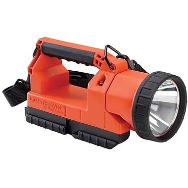 Bright Star® LightHawk® 264 Lumens 4 Cell Rechargeable Fire Lantern, Orange