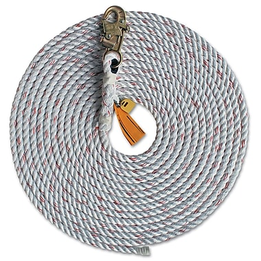 DBI/Sala® Vertical Rope Lifeline, 100'