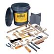 Ampco® Safety Tools 17 Piece Hazmat Tool Kits