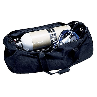 Allegro® Black Heavy Duty Nylon SCBA Storage Bag