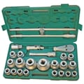 Pony® 26 Piece Standard Jumbo Socket Set, 0.75in. Drive
