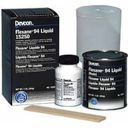 Devcon® Flexane® 94 Liquid Adhesive, Black