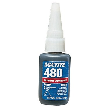 Loctite Prism Instant Adhesives 0.71 oz., 10/Pack