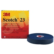 3M™ Scotch® 1 x 30' Premium Grade Ethylene Propylene Rubber 23 Electrical Tape, Black