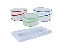 Chef Buddy Perfect Picnic Set With 3 Pop Up Food Covers & Buffet