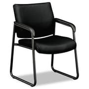 Basyx VL443 Series Guest Chair; Black