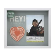Fetco Home Decor Expressions Gilly Heart Expressions Shadowbox Picture Frame