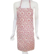 Textiles Plus Inc. Rose Perfume Apron with Pockets; Mary Rose