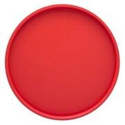 Kraftware Bartender's Choice Serving Tray; Red