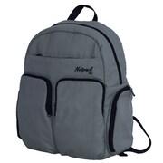 Netpack Soft Lightweight Backpack; Gray