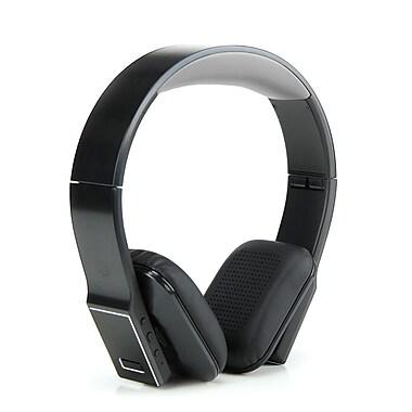 GOgroove® BlueVIBE DLX Hi-Def Bluetooth Headphones, Black