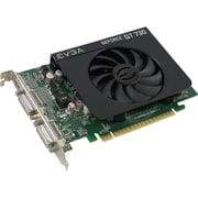 EVGA® GeForce GT 730 1GB DDR3 SDRAM Graphic Card