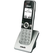 VTech UP407 4-Line Cordless Office Telephone, Black