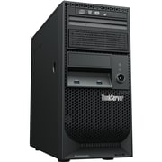Lenovo® ThinkServer TS140 4GB RAM 500GB Quad Core E3-1225 v3 Tower Server