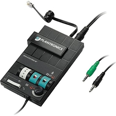 Plantronics® MX10 Desktop Audio Processor