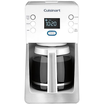 Cuisinart Coffee Maker Model Dcc 2800 : Cuisinart PerfecTemp DCC-2800W 14 Cup Coffee Maker, White Staples