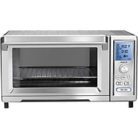 Cuisinart TOB-260 Chef's Toaster Oven Broiler