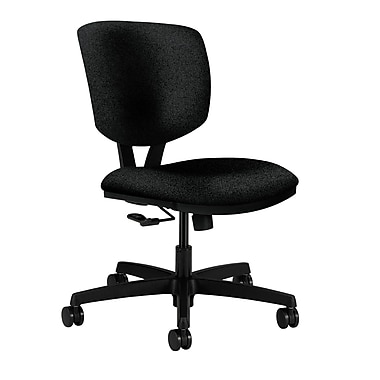 HON Volt Center-Tilt Task Chair, Olefin Fabric, Black