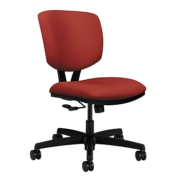 HON Volt Center-Tilt Task Chair, Poppy