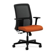 HON Low Back Task Chair Fabric Plastic & Mesh Tangerine