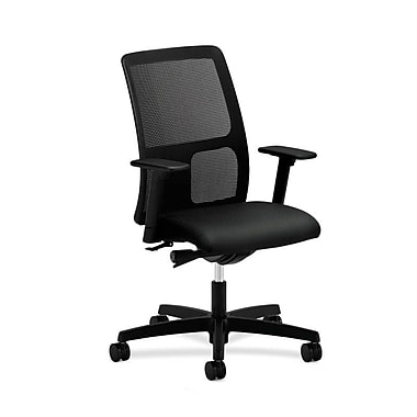 HON Ignition Synchro-Tilt Low-Back Mesh Task Chairs