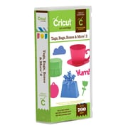 Cricut Everyday Scrapbooking Cartridge, Tags Bags Boxes & More® 2