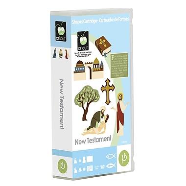Cricut Everyday Scrapbooking Cartridge, New Testament