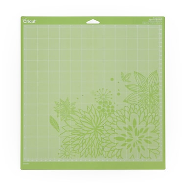 Cricut StandardGrip Adhesive Cutting Mats, 12