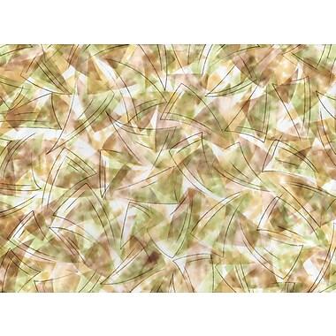 Brewster Brushstrokes-Window Static Cling Premium Film