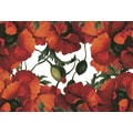October Hill Papaver Large Paper Placemat