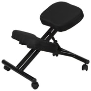 SierraComfort Ergonomic Low-Back Kneeling Chair
