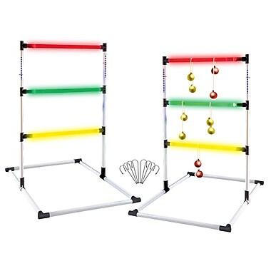 Verus Sports Glo-Bright Chuck-a-Ball Ladder Game