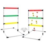 Verus Sports Glo-Bright Chuck-a-Ball Ladder Game