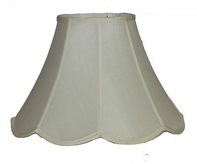 Lamp Factory 18'' Silk Bell Lamp Shade WYF078276981781