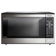 Panasonic 1.2 Cu. Ft. 1200W Countertop/Built-In Microwave in Stainless Steel