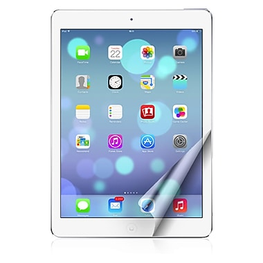Green Onions Supply® Crystal Anti-Fingerprint Screen Protector For iPad Air Tablet, Clear