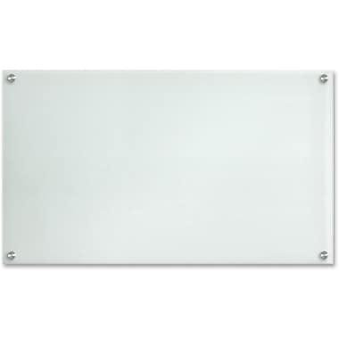 "Lorell® Glass Dry-Erase Board, 30"" x 17 ½"""