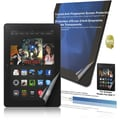 Green Onions Supply® RT-SPAKFHDX01AF Anti-Fingerprint Screen Protector For Amazon Kindle Fire HDX