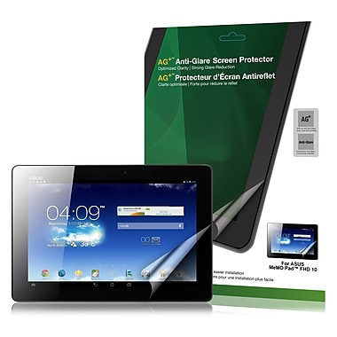 Green Onions Supply® AG+ Anti Glare Screen Protector For ASUS MeMO Pad FHD 10 Tablet PC, Matte