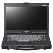 Panasonic® Toughbook® CF 53 Win 7 14 Notebook With Modem, Intel Dual Core i5 3340M 2.7 GHz