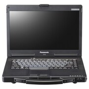 Panasonic® Toughbook® CF 53 Win 7 Pro 320GB HDD 14 Notebook, Intel Dual Core i5 3340M 2.7 GHz