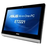 ASUS All-in-One PC ET2221IUTH - Core i5 4440S 2.8 GHz - 8 GB - 1 TB - LED 21.5
