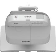 Epson V11H605020 XGA Business Projector, White
